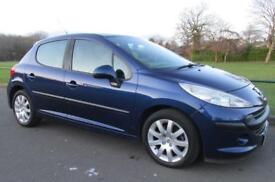 2007 (57) Peugeot 207 1.6HDI 110 SE