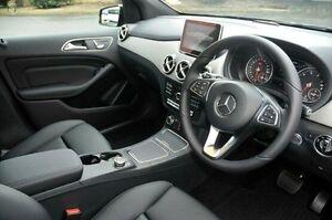 2016 Mercedes-Benz B180 Purple Sports Automatic Dual Clutch Hatchback Doncaster Manningham Area Preview