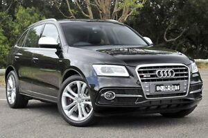 2015 Audi SQ5 Black Gosford Gosford Area Preview