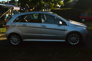 2006 Mercedes-Benz Turbocharged B200 Hatchback