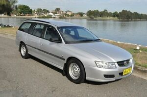 2004 Holden Commodore VZ Executive Silver 4 Speed Automatic Wagon Croydon Burwood Area Preview