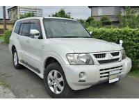 2005 Mitsubishi Pajero/Shogun 3.0 V6 LWB Active Field Edn Auto 7 Seater 4WD (R4)