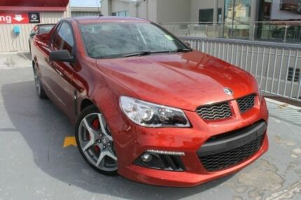 2015 Holden Special Vehicles Maloo GEN-F MY15 R8 Some Like It Hot 6 Speed Auto Seq Sportshift Utilit West Perth Perth City Preview