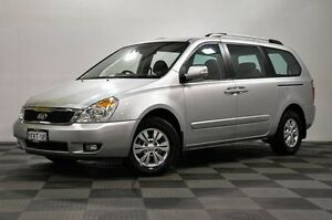 2014 Kia Carnival YP MY15 S Silver 6 Speed Sports Automatic Wagon Edgewater Joondalup Area Preview