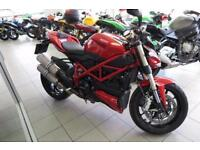2012 DUCATI STREETFIGHTER F848 Streetfighter Nationwide Delivery Available