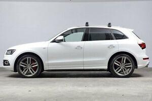 2015 Audi SQ5 8R MY15 TDI Tiptronic Quattro White 8 Speed Sports Automatic Wagon Alexandria Inner Sydney Preview