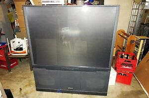 "Hitachi 60"" TV"