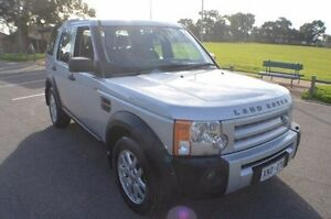 2007 Land Rover Discovery 3 SE Silver 6 Speed Sports Automatic Wagon Renown Park Charles Sturt Area Preview