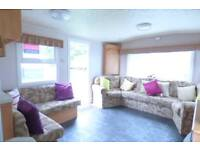 STATIC CARAVAN FOR SALE HOLIDAY HOME SITED ISLE OF WIGHT HAMPSHIRE SOUTH COAST IOW 3 BEDROOM 8 BERTH