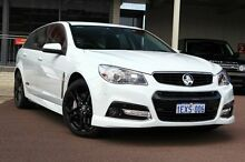 2015 Holden Commodore VF MY15 SS V Sportwagon Redline Heron White 6 Speed Sports Automatic Wagon Northbridge Perth City Preview