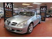 2005 MERCEDES BENZ SLK SLK 350 Tip Auto Full Leather Elec Heated Seats Xenons