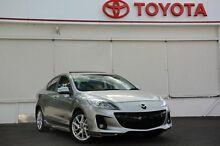 2012 Mazda 3 BL10L2 MY13 SP25 Grey 6 Speed Manual Sedan Upper Ferntree Gully Knox Area Preview