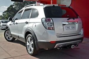2011 Holden Captiva CG MY10 LX AWD Silver 5 Speed Sports Automatic Wagon Dandenong Greater Dandenong Preview