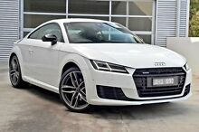 2016 Audi TT FV MY16 Sport S tronic quattro White 6 Speed Sports Automatic Dual Clutch Coupe Berwick Casey Area Preview