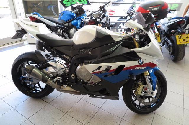 2011 BMW S 1000 RR