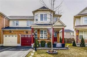 Bright&Spacious Semi-Detached Home Location In Fletcher's Meadow