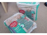 Nappies size 6+