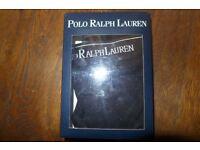 MENS POLO RALPH LAUREN BRIEFS 2 PACK XL SIZE – SMALLER SEE AD, BLACK