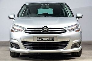 2013 Citroen C4 B7 Seduction Silver 4 Speed Sports Automatic Hatchback Alexandria Inner Sydney Preview
