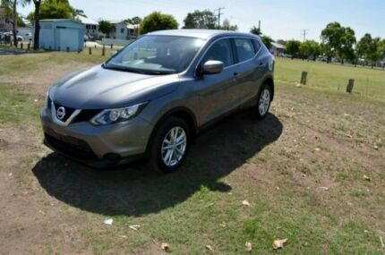 2017 Nissan Qashqai J11 Series 2 ST X-tronic Grey 1 Speed Constant Variable Wagon Rockhampton Rockhampton City Preview