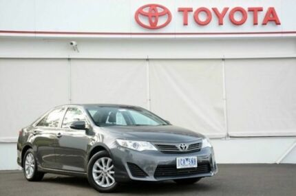 2014 Toyota Camry ASV50R Altise Graphite 6 Speed Auto Seq Sportshift Sedan Upper Ferntree Gully Knox Area Preview