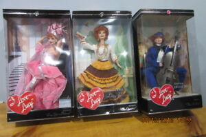 Assorted Collectable Barbies