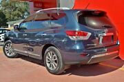 2013 Nissan Pathfinder R52 MY14 ST-L X-tronic 4WD Blue 1 Speed Constant Variable Wagon Dandenong Greater Dandenong Preview