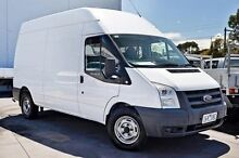 2010 Ford Transit  White Manual Van Cranbourne Casey Area Preview