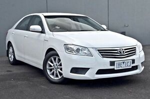 2011 Toyota Aurion  White Sports Automatic Sedan Cranbourne Casey Area Preview