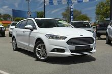 2015 Ford Mondeo MD Ambiente Tdci Frozen White 6 Speed Automatic Wagon Osborne Park Stirling Area Preview