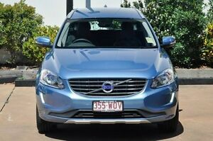 2016 Volvo XC60 DZ D4 Kinetic Power Blue 6 Speed Automatic Wagon Mount Gravatt Brisbane South East Preview