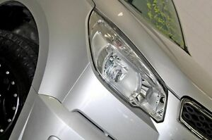 2012 Holden Colorado RG LX (4x2) Silver 6 Speed Automatic Crew Cab P/Up Burleigh Heads Gold Coast South Preview