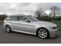 2009 (09) BMW 318 2.0TD d M Sport Touring ***FINANCE AVAILABLE***