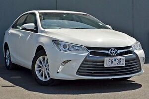 2015 Toyota Camry White Sports Automatic Sedan Cranbourne Casey Area Preview