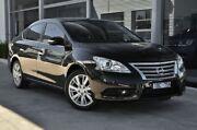 2014 Nissan Pulsar B17 TI Black 1 Speed Constant Variable Sedan Cairnlea Brimbank Area Preview