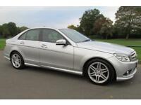 2009 (09) Mercedes-Benz C220 2.1TD auto CDI Sport ***FINANCE AVAILABLE***