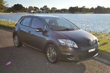 2009 Toyota Corolla ZRE152R MY09 Ascent Grey 6 Speed Manual Hatchback Croydon Burwood Area Preview