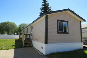 BRAND NEW MOBILE HOME - COALHURST - 6 Months Free Lot Rent