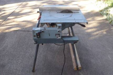 Bench saw and planer power tools gumtree australia fraser elu flip over saw greentooth Images