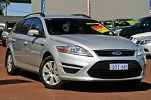2011 Ford Mondeo MC LX PwrShift TDCi Silver 6 Speed Sports Automatic Dual Clutch Wagon Cannington Canning Area Preview