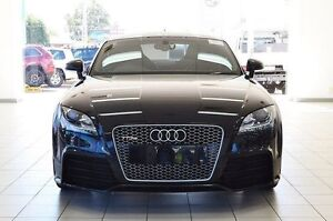 2014 Audi TT 8J MY14 RS Plus Black 7 Speed Automatic Coupe Morley Bayswater Area Preview