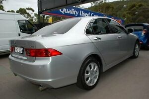 2007 Honda Accord MY06 Upgrade Euro Silver 6 Speed Manual Sedan Upper Ferntree Gully Knox Area Preview