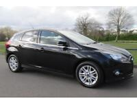 2013 (13) Ford Focus 1.6TDCi ( 115ps ) Titanium ***FINANCE AVAILABLE***