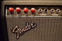 "Fender Twin ""The Twin"" All Tube Combo Guitar Amp"