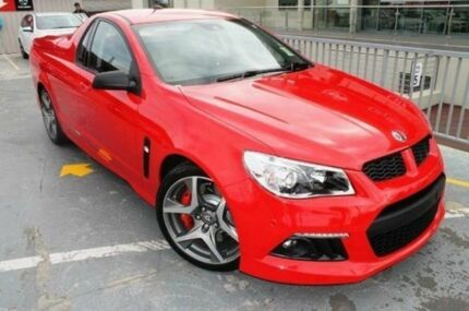 2015 Holden Special Vehicles Maloo GEN-F MY15 R8 Red Hot 6 Speed Auto Seq Sportshift Utility West Perth Perth City Preview
