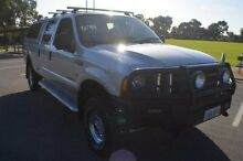 2004 Ford F250 RN XLT Silver 4 Speed Automatic Utility Renown Park Charles Sturt Area Preview