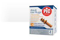 Pic Aqua Ear Plugs Tappi Auricolari Silicone Adulti 2pz -  - ebay.it