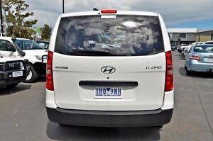 2014 Hyundai iLOAD White Automatic Van Frankston Frankston Area Preview
