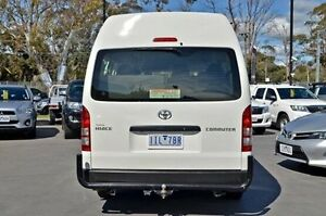 2013 Toyota Hiace White Automatic Bus Frankston Frankston Area Preview
