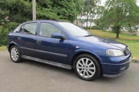 2003 (53) Vauxhall/Opel Astra 1.6i 16v SXi
